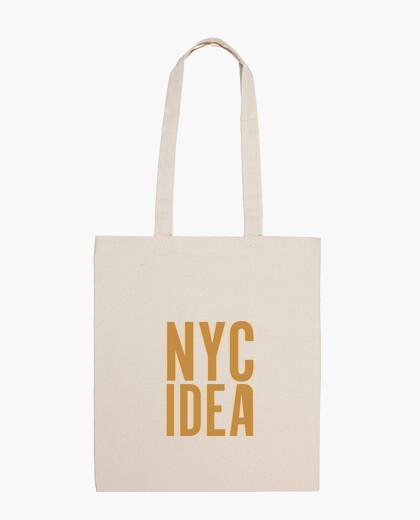 Bolsa NYC IDEA new york city idea