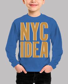 NYC IDEA new york city idea
