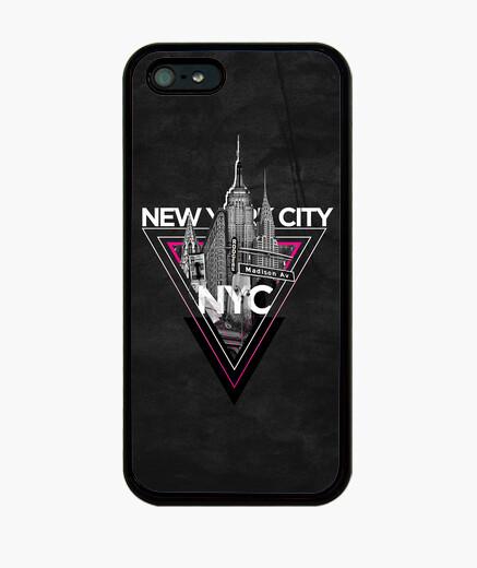 Funda iPhone NYC V [pink]