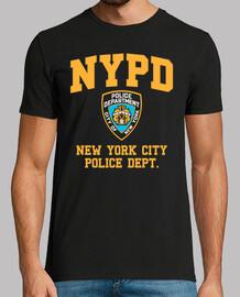 nypd  tee shirt  mod.11