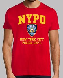 nypd  tee shirt  mod.12