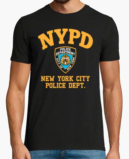 T-shirt nypd camicia mod.20