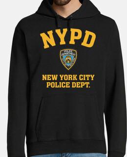 NYPD, policía de Nueva York, sudadera