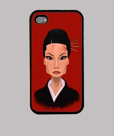 O-Ren Ishii - iPhone 4, 4S