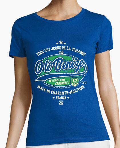 Tee-shirt O lé Benèze