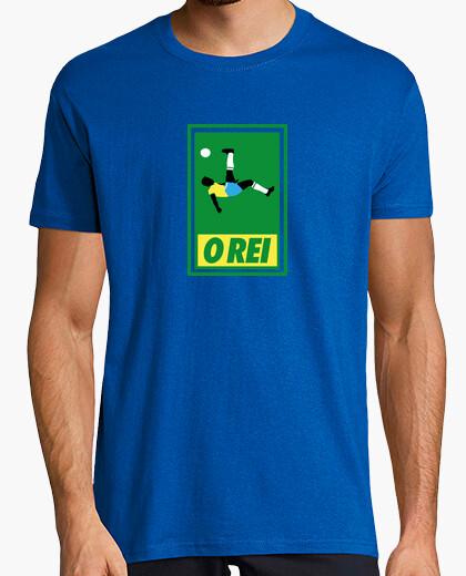 Tee-shirt O Rei Pele