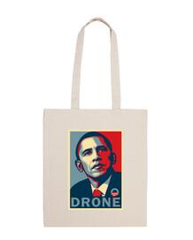 Obama Drone bolsa