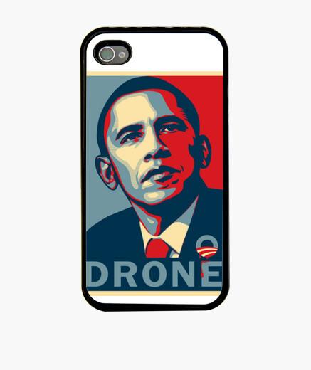 Funda iPhone Obama Drone funda