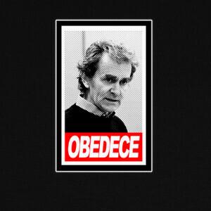 T-shirt Obedece