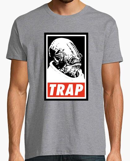 Camiseta obedecer ackbar