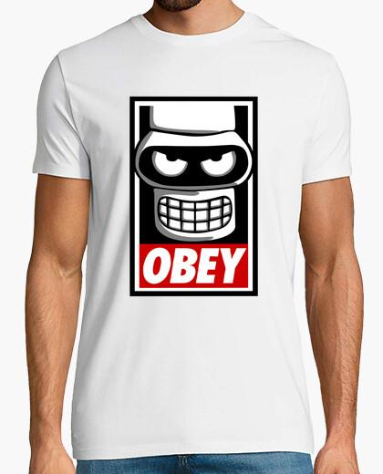 Camiseta Obey ()