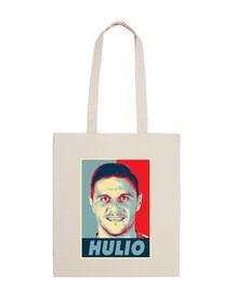 Obey Hulio, Bolsa tela 100% algodón