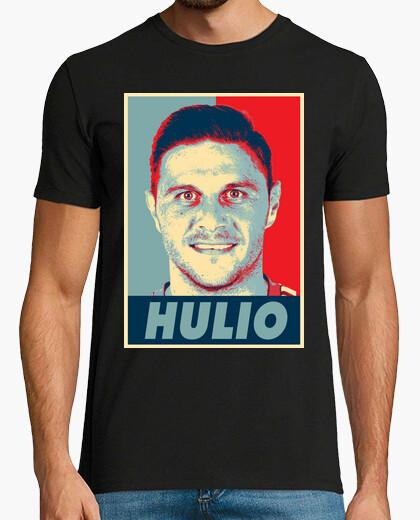 Tee-shirt obey hulio, homme, manche courte, noir, qualité extra