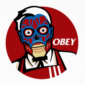 Obey kentucky T-shirts