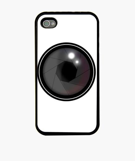 Funda iPhone Objetivo camara