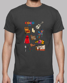 objets film coco