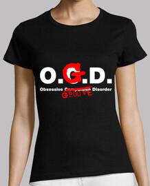 Obsessive Groove Disorder (camiseta)