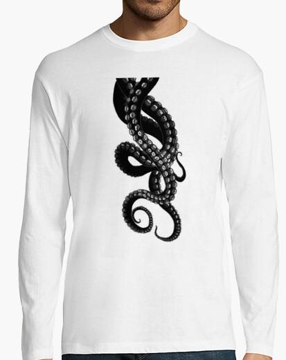 Camiseta obtener kraken manga larga