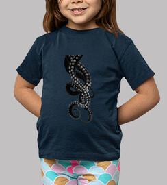 obtenir enfants kraken t-shirt