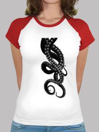 obtenir t-shirt de baseball kraken