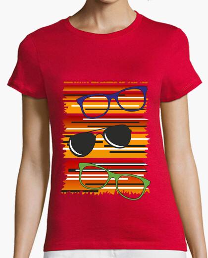 T-shirt occhiali occhiali