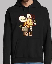 occupé abeille - abeille occupée