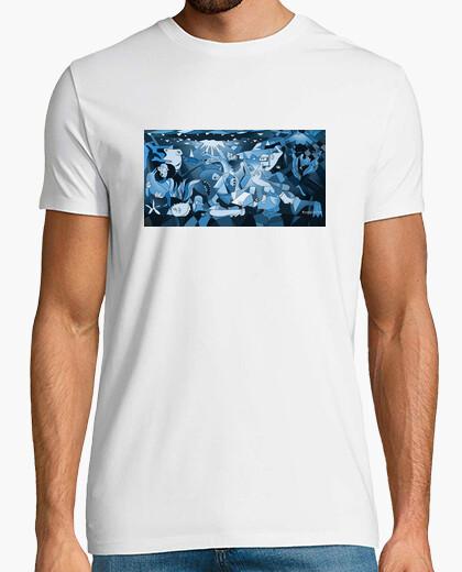 Camiseta Oceaníca