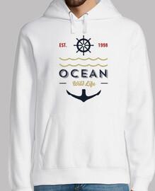 océano al aire libre