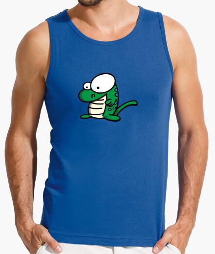 Ocellated lizard t-shirt