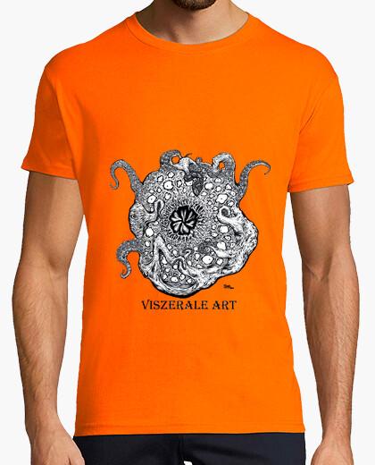Camiseta Octopus Logo