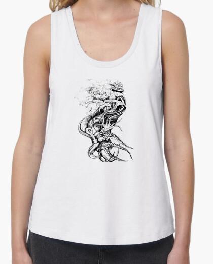 Tee-shirt octopus optopus, pirate