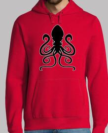 Octopus pieuvre calamar