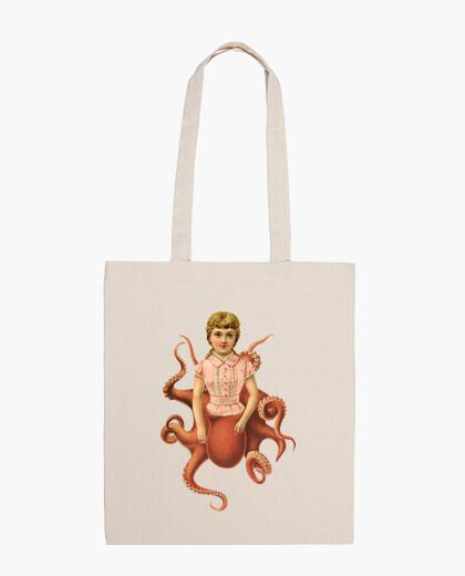 Borsa octopus ragazza