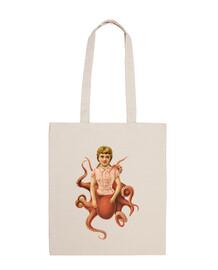 octopus ragazza