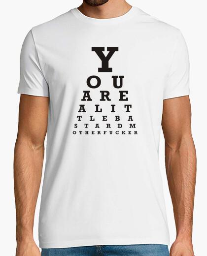 T-shirt oculista