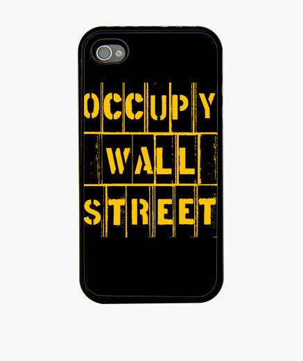 Funda iPhone Ocupa Wall Street