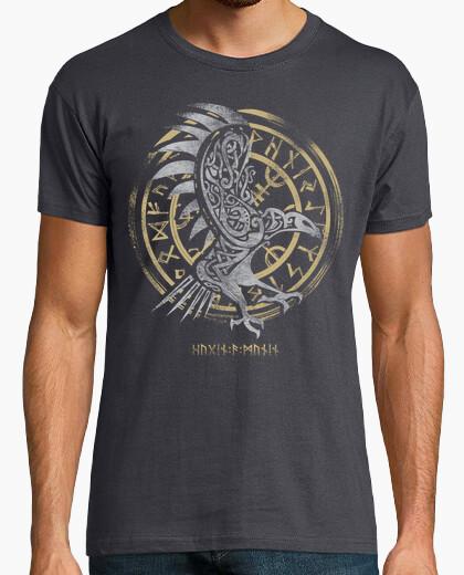 Tee-shirt Odin Raven seul