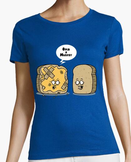 Camiseta Odio a Murphy