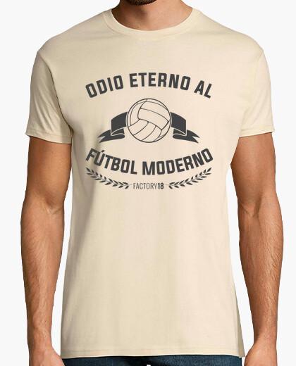 Camiseta Odio Eterno Al Fútbol Moderno