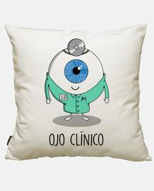 oeil clinique