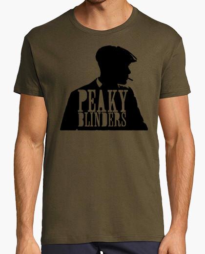 Tee-shirt oeillères peaky