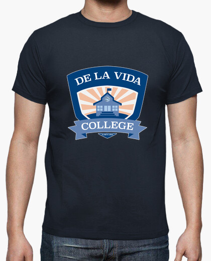 Of college life t-shirt