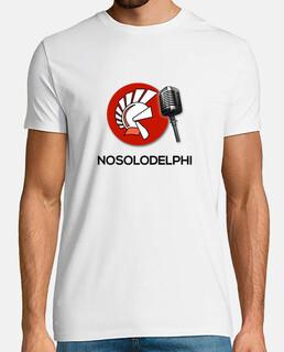 official t-shirt nosolodelphi