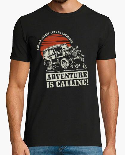 Offroad adventure t-shirt