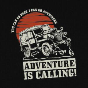 Camisetas Offroad Adventure