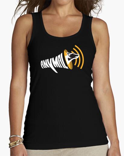 Camiseta oficial anymal - mujer 2