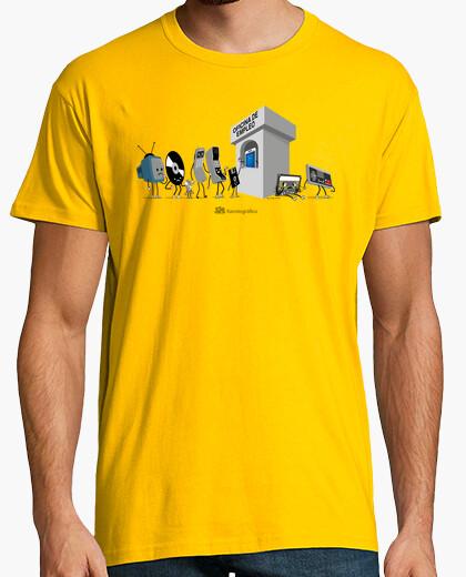 Camiseta Oficina de trabajo