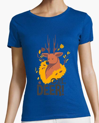 Camiseta Oh, Deer!