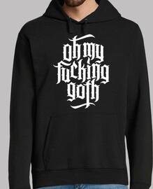 oh my fucking goth - omfg no1 (white)