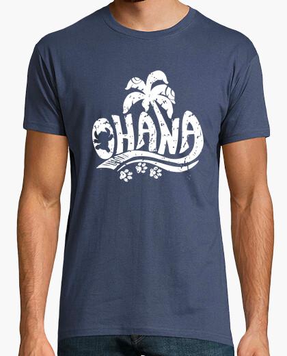 Tee-shirt ohana (blanc)